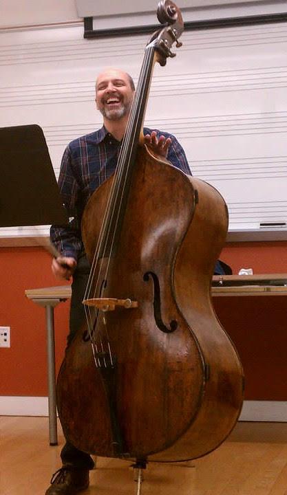 Stephen Tramontozzi in class