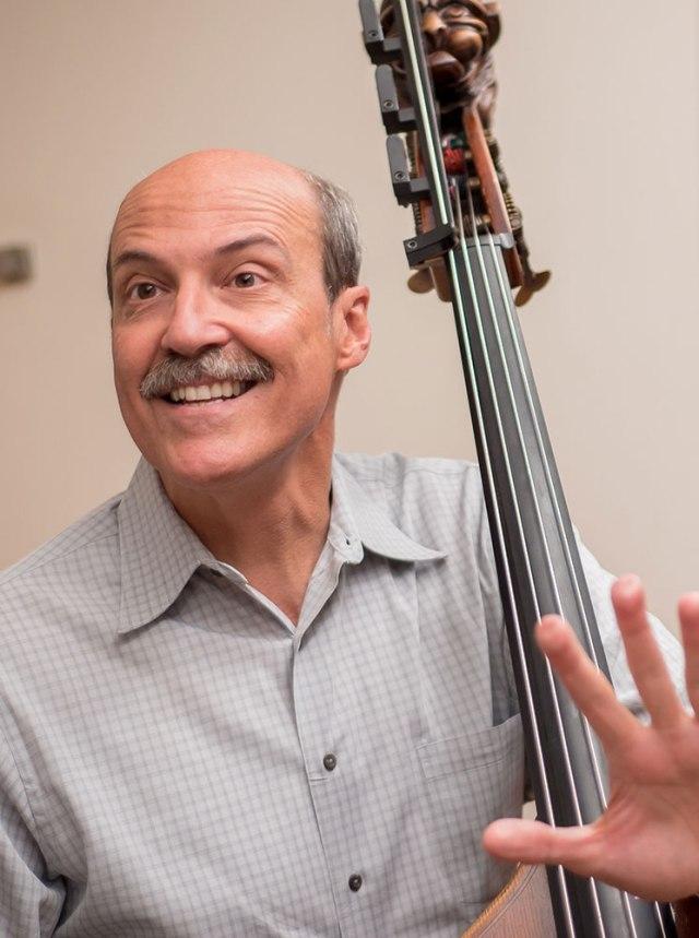 Stephen Tramontozzi at San Francisco Conservatory of Music